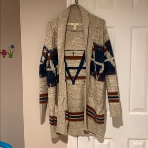 Forever 21 comfy cardigan sweater